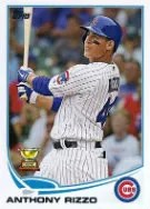 2013 Topps Anthony Rizzo Base