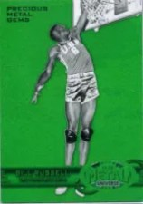2011-12 Fleer Retro Bill Russell PMG Green
