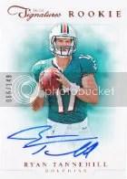 2012 Prime Signatures Ryan Tannehill