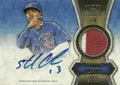 2012 Five Star Starlin Castro