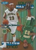 2011-12 Fleer Retro LeBron James Court Masters