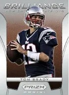 2012 Panini Prizm Tom Brady Brilliance