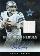 2012 Panini Absolute Tony Romo Heroes