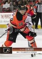 2012-13 UD Hockey Base Card