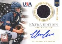 2012 Elite Extra Edition Chris Cullen