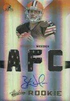 2012 Panini Absolute Brandon Weeden