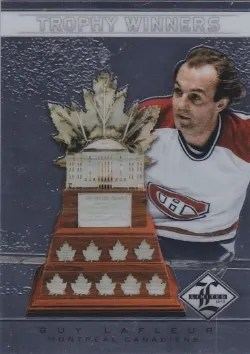 12/13 Panini Limited Trophy Winners 44 Guy Lafleur