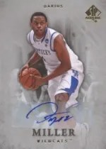 2013-13 Sp Authentic Darius Miller RC