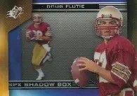 2013 UD Spx Doug Flutie Shadow Box