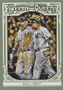 2013 Gypsy Queen Derek Jeter Variation
