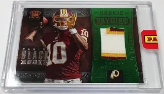 2013 Panini Black Box Robert Griffin III