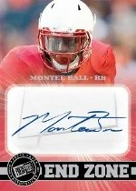 2013 Press Pass Montee Ball Autograph