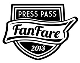2013 Press Pass FanFare
