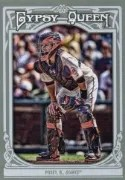 2013 Gypsy Queen Buster Posey