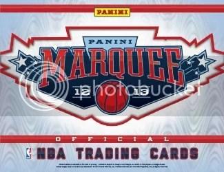 12/13 Panini Marquee Basketball