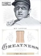 2012 National Treasures Stan Musial