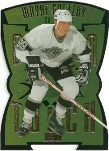 12-13 Fleer Retro Golden Touch #13 of 25GT Wayne Gretzky