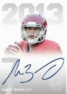 2013 Press Pass Matt Barkley Autograph
