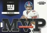 2012 Playoff Contenders Elie Manning MVP