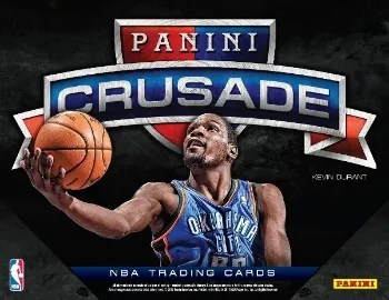 12/13 Panini Crusade Basketball