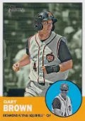 2012 Heritage Minor Gary Brown Sp