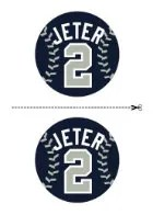 2013 Triple Play Derek Jeter