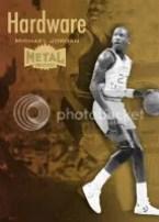2011-12 Fleer Retro Michael Jordan Hardware