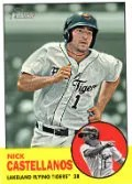 2012 Heritage Minor Nick Castellanos Sp