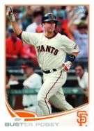 2013 Topps Buster Posey Base