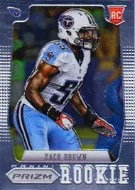 2012 Panini Prizm Zach Brown Variation