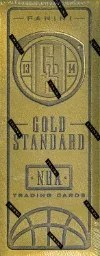 13/14 Panini NBA Gold Standard Box