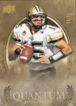 Upper Deck Quantum Drew Brees