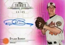 2014 Topps Tribute Dylan Bundy