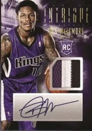 13/14 Panini Intrigue Basketball Ben McLemore RC Card