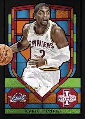 2013-14 Innovation Kyrie Irving Stained Glass