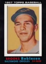 2014 Topps Series 1 Brooks Robinson