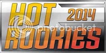 2014 Panini Hot Rookies Football