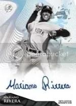 2014 Topps Tek Mariano Rivera Autograph