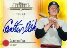 2014 Tribute Carlton Fisk