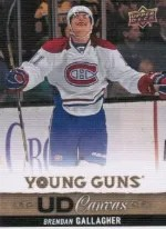 13-14 Upper Deck Young Guns Canvas