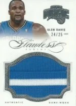 12/13 Panini Flawless Glen Davis Patches