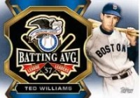 2013 Topps Update Ted Williams Pin