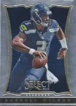 2013 Panini Select Russell Wilson