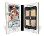2014 Topps Museum Collection Johnny Bench