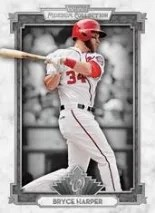 2014 Topps Museum Collection Bryce Harper