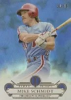 2014 Topps Tribute Mike Schmidt