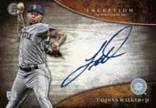 2014 Bowman Inception Taijuan Walker