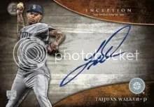 2014 Bowman Inception Taijuan Walker