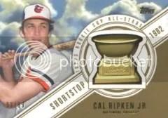 2014 Topps Series 1 Cal Ripken Jr