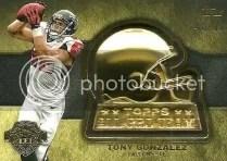 2013 Topps Tony Gonzalez All Pro